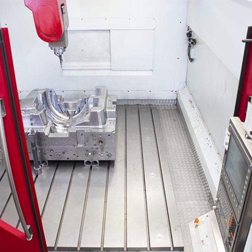 CNC milling Ramboudi machine 5 axes