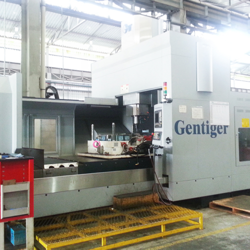 Gentiger milling machine