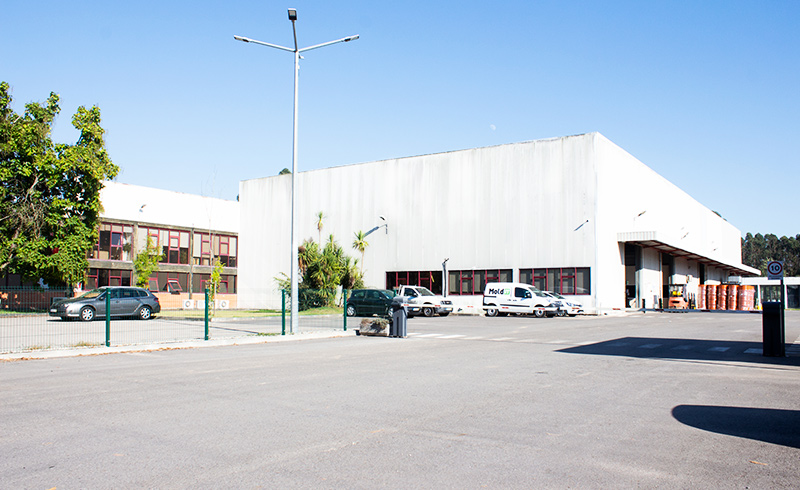 MOLDITs Molds factory from the outside
