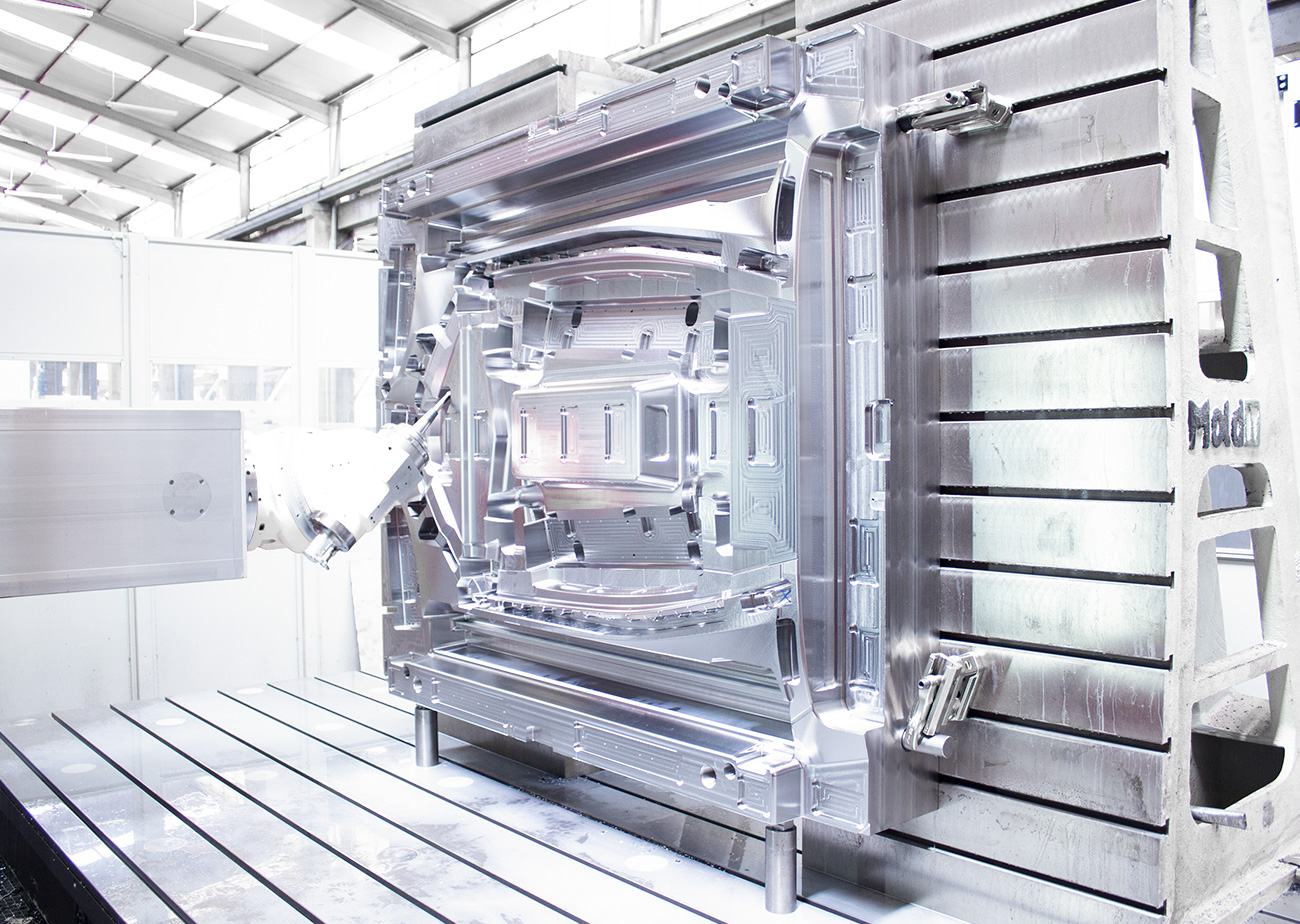 large sized sill steel mould